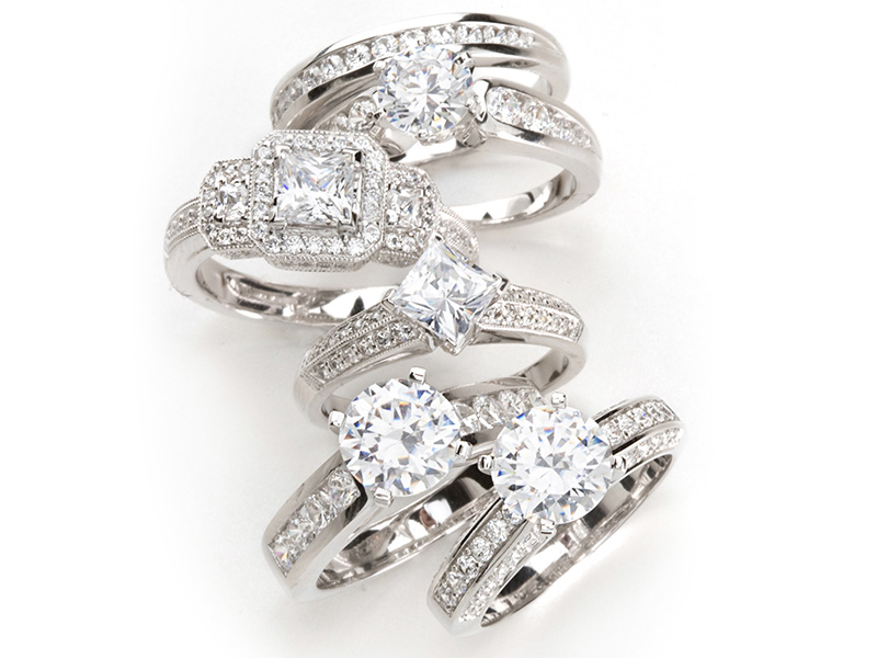 Create an engagement ring as unique as your love at Grogan Jewelers. Located inFlorence, Huntsville, Franklin, and online.
